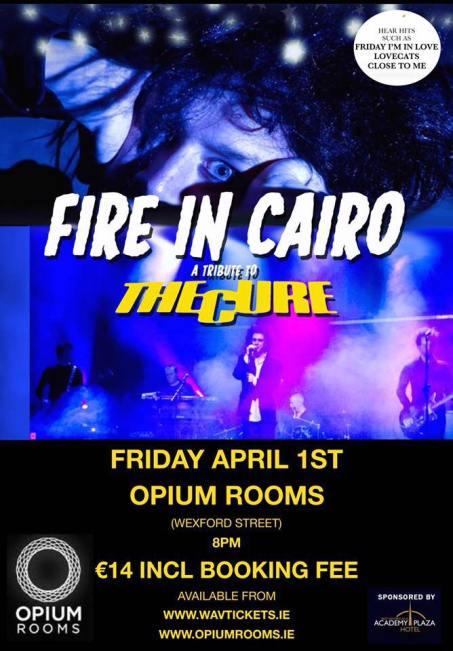 Fire In Cairo Apr 1st