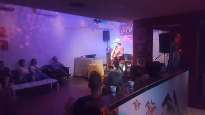 James McMurtry in The Continental Gallery
